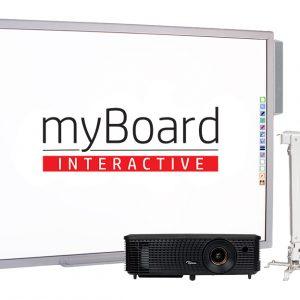 Zestawy z projektorami standardowymi